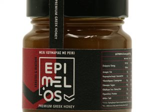 raw honey-epimelos-ακατέργαστο μέλι κουμαριας & ρείκι