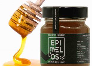 Ακατέργαστο μέλι-epimelos