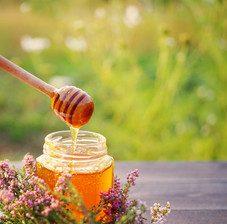 Αγνό ακατέργαστο μέλι Raw Honey Epimelos